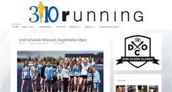 Preview of 310running.org